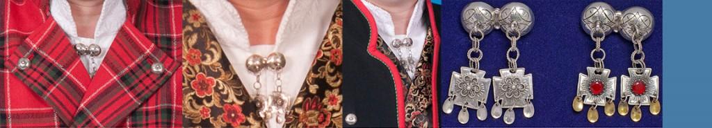 Mannsbunad fra Gudbrandsdalen med lang jakke