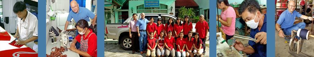 Suksess fra første dag. Slik kan vi oppsummere Bunad For Menn som Henning Kumle har utviklet utviklet i Thailand.