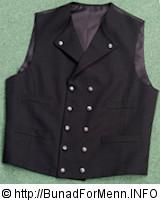 Det er viktig og huske på at bunader er gamle plagg, med annerledes snitt en hva man bruker i moderne dresser.
